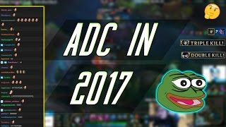 C9 Sneaky | ADC in 2017 FeelsGoodMan