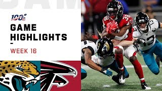 Jaguars vs. Falcons Week 16 Highlights