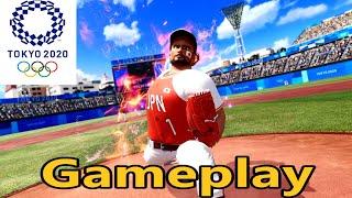 TOKYO 2020 OLYMPIC GAMES - Gameplay - Baseball - PS4