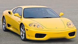 Обзор Ferrari 360 Modena [3d Инструктор 2.2.7]