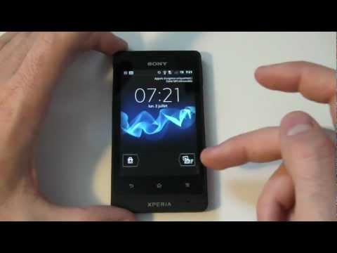 Test du Sony Xperia go - par Test-Mobile.fr