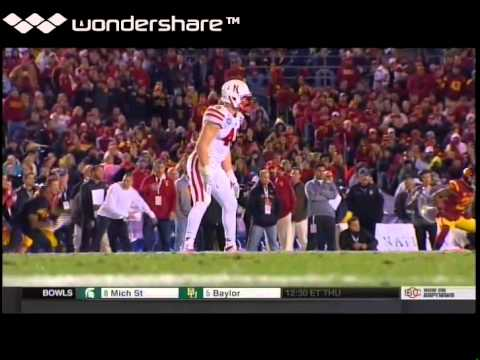 2014 Holiday Bowl: #24 USC vs Nebraska