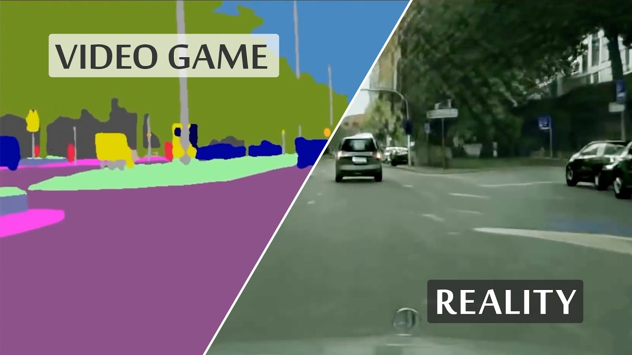 From Video Games To Reality…With Just One AI!