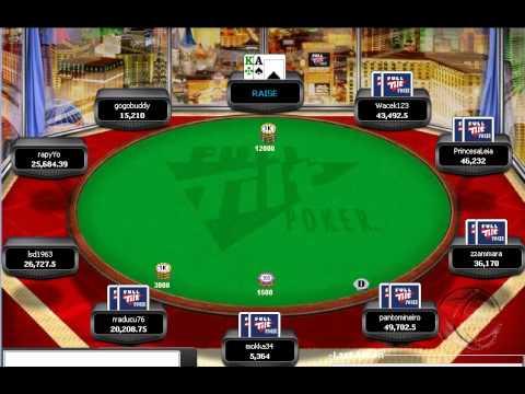 Itm mtt poker slot machine revenue split