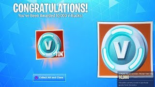 How to Get FREE V-BUCKS in Fortnite! NEW FREE ARCANA GLIDER & FREE VBUCKS (Season 9)