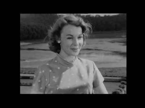 Françoise Arnoul - Interview (1956)