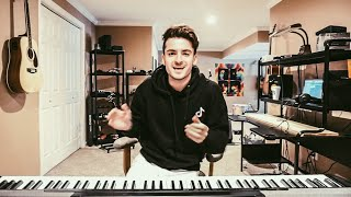 Billie Eilish - wish you were gay (COVER by Alec Chambers) Video