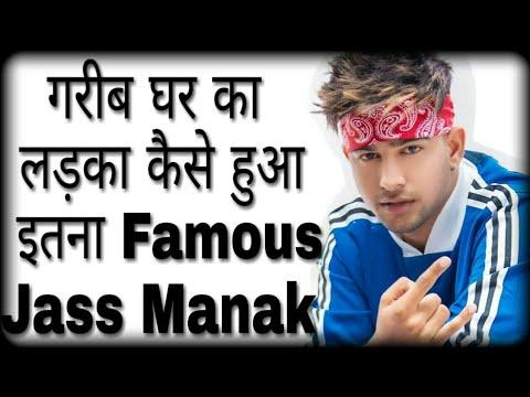 Jass Manak Biography (Punjabi Singer) Real life success ...