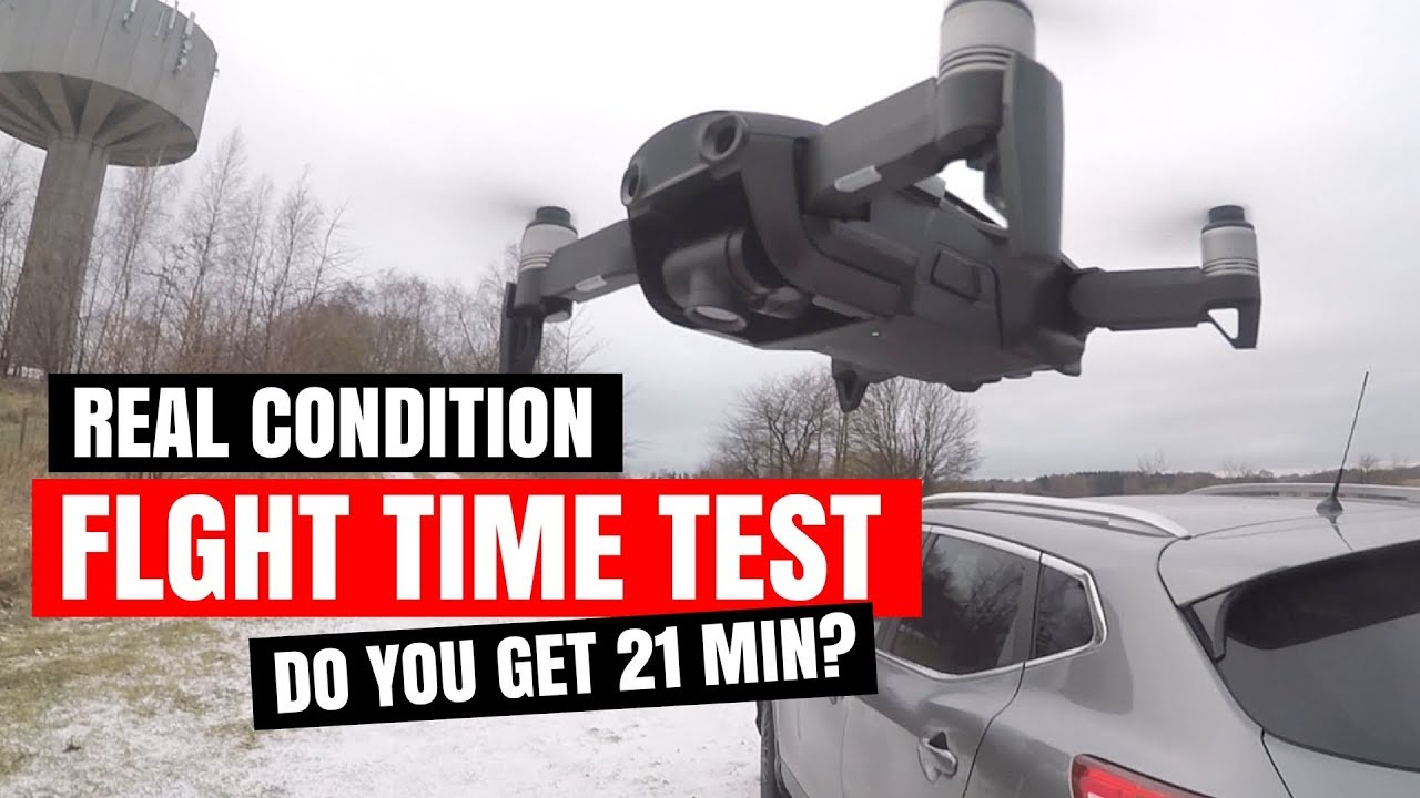 b134bd2fe050 Mavic Air Flight Time - Know the REAL flight time - YouTube