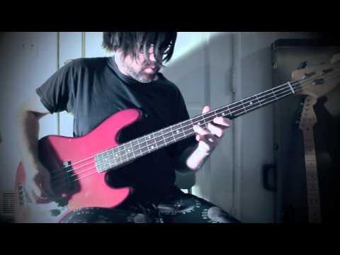 Nirvana - Love Buzz (Bass Cover)