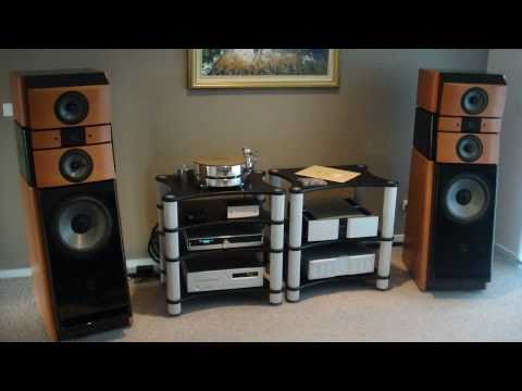 JM Lab Utopia Speaker Inspection With Vitus Audio SS-010 Power AMP
