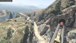 Grand Theft Auto V i7 4790K GTX 760 SLI benchmark