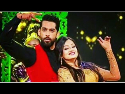 MEHAK SHAURYA HOT DANCE IN ZEE RISHTEY AWARDS 2017 FULL VIDEO