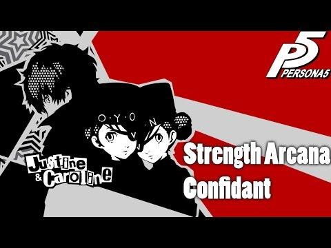 Persona 5 - Caroline & Justine Confidant (Complete)