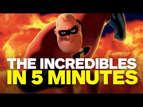 The Incredibles Story in 5 Minutes en streaming