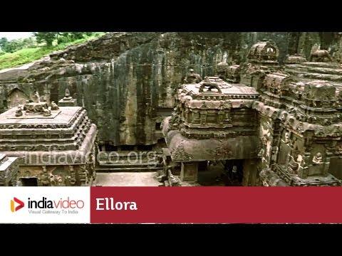 Ellora Caves in Maharashtra