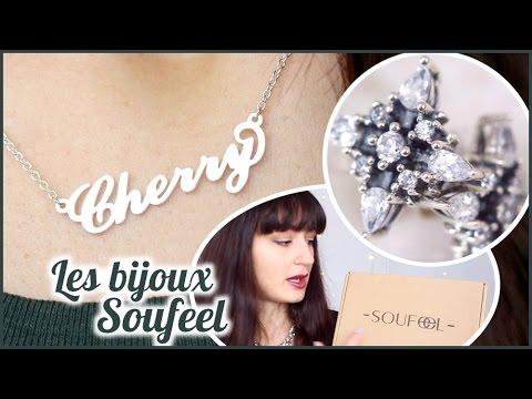 💍 DECOUVERTE Des Bijoux Soufeel Et Petite Surprise