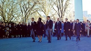 Funeral Procession for President John Fitzgerald Kennedy