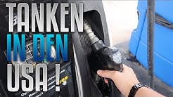 The BM – Auto tanken in den USA – So geht's! [English Subtitles] | VLOG 136