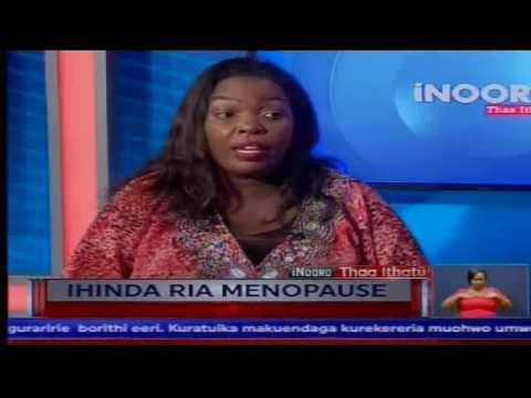 Inooro thaa ithatu: Ihinda ria menopause