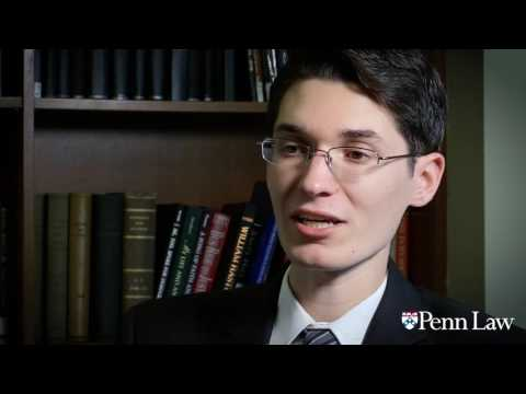 Penn Law ML Student Jeff Kessler on the professional value of an Master in Law Degree