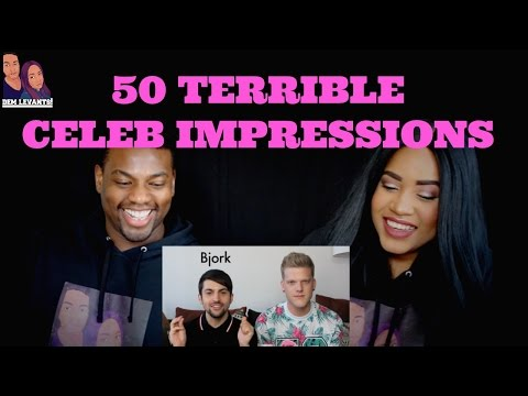 Superfruit- 50 Terrible Celebrity Impressions