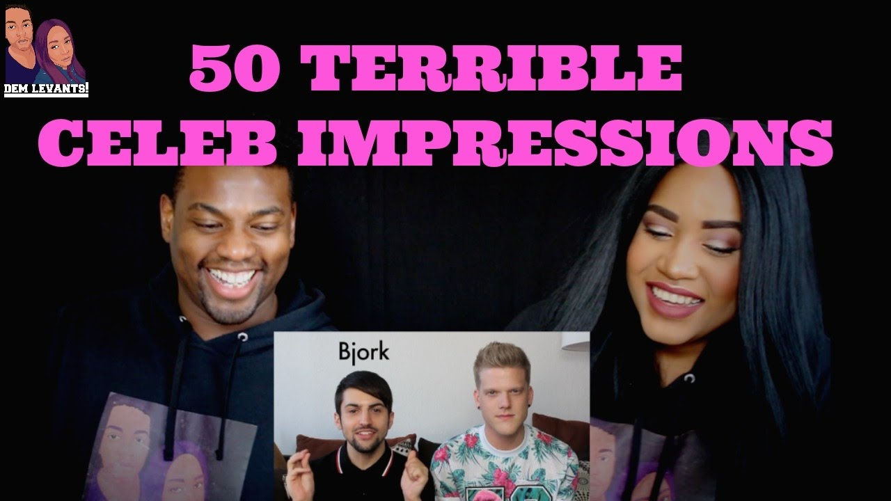 50 TERRIBLE CELEBRITY IMPRESSIONS Download