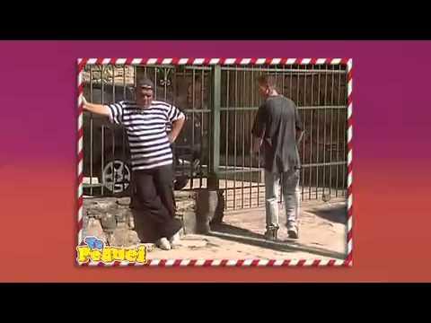 Te Peguei: Homem folgado 'mete a colher' na vida de todo mundo