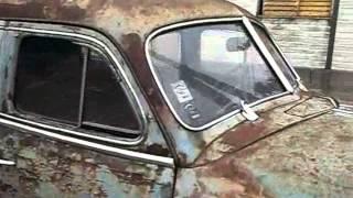 Carros Inuteis Pontiac 1948 Rivera-Uruguay