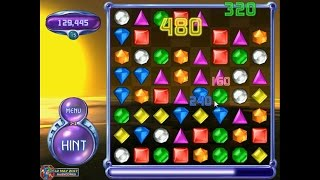 "Bejeweled 2 (PC) - ""Bejeweled 1"" Classic (Take 3: 17 Levels)[1080p60]"