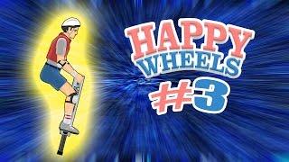Happy Wheel #3 I AM GOD!!!