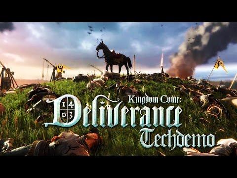 KINGDOM COME: DELIVERANCE [4K] - Alpha 0.1 Techdemo ★ Kingdom Come: Delieverance
