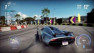 Need for Speed Heat - Koenigsegg Regera 2016 Gameplay (PC HD) [1080p60FPS]