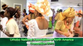 Urhobo National Association of North America Convention 2013