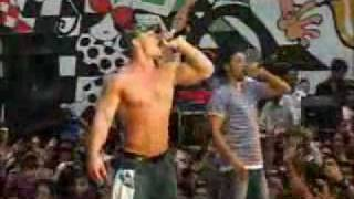 John cena Live in bombay...Performs wIth ishq Bector ( www.grab-my-mixes.co.cc).wmv