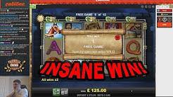 INSANE WIN on Knight's Life Slot - £5 Bet!