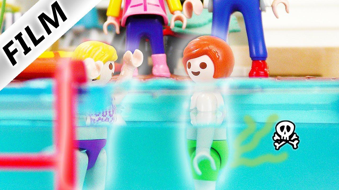 Playmobil film deutsch furz party im swimming pool - Playmobil swimming pool best price ...