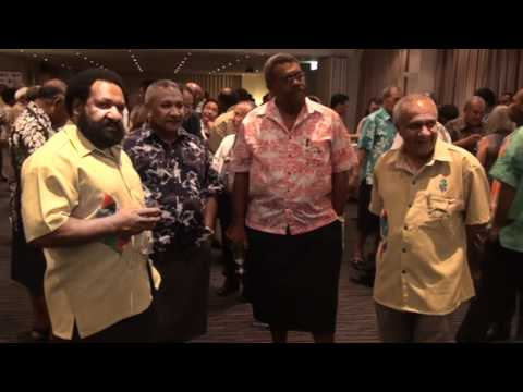 Vanuatu Government Assisted MSG with website