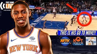 Knicks Film Breakdown: The SECRETS To RJ Barrett's Preseason Success| Special Guest Tommy Dee