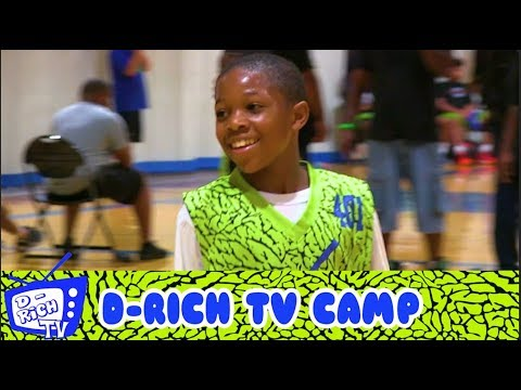 Dominique Wyatt Has HEART And GAME! - 2017 D Rich TV Camp ...
