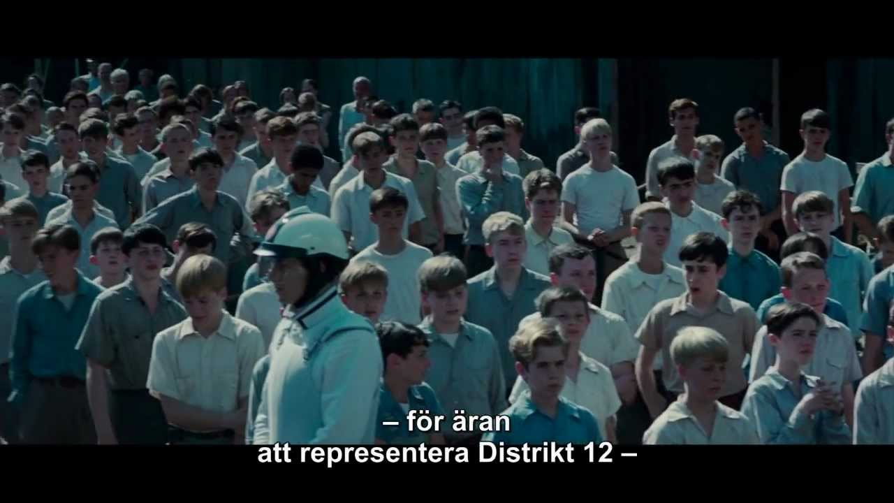 The Hunger Games - officiell trailer