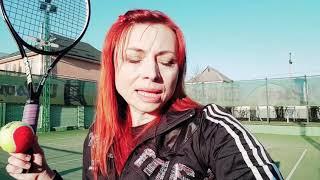 Уроки тенниса для взрослых новичков. Урок 1.