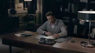 Hugh Jackman ''I Tell Stories'' Montblanc Meisterstück