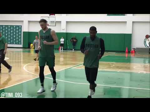 Boston Celtics 2017 Training Camp Day 5 (09/30/2017)