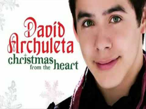 """David Archuleta - Ave Maria (Full Song) """"Christmas From The Heart"""""""