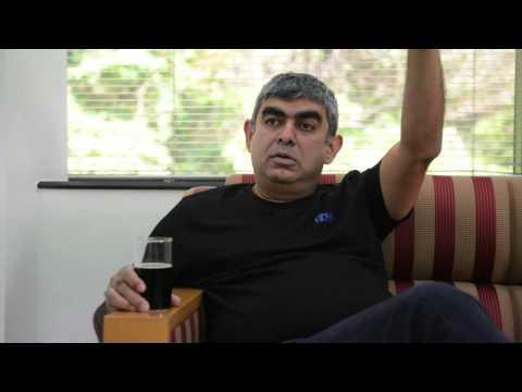Vishal Sikka sanguine about Infosys future