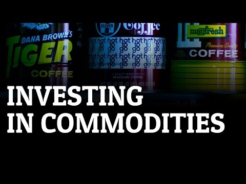 You Don't Need to Buy a Farm to Invest in Commodities