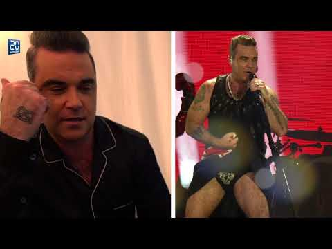 Robbie Williams - Interview with 20 Minuten Switzerland (2/2)