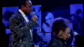 Roberta Flack & Peabo Bryson The Closer I get to you