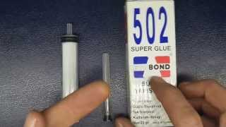 502 Yapıştırıcıların Akması Nasıl Önlenir - Takı Tasarım Atölyesi